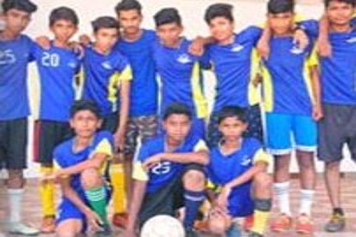 KMJ Central School-Sports