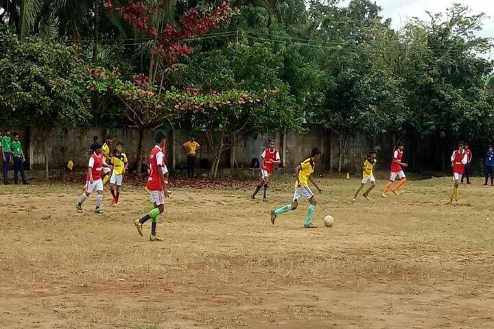Koppam English Medium School-Sports