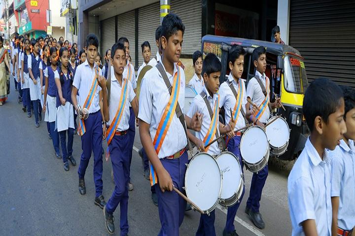 Kottakkal Vidya Bhavan English Medium School-School Band