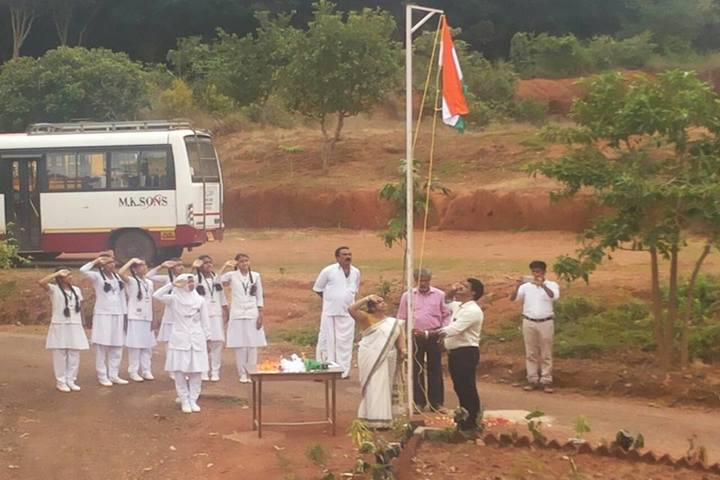 Kottappuram Central School-Independence Day