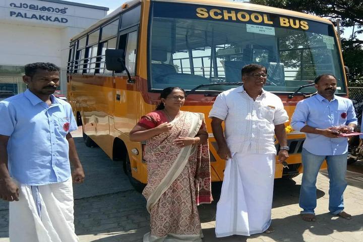 Kottappuram Central School-Transport