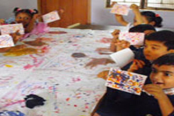 Kristu Raja Public School-Arts Club