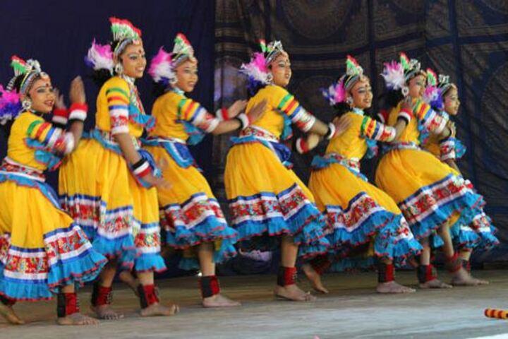 Kristu Raja Public School-Cultural Day