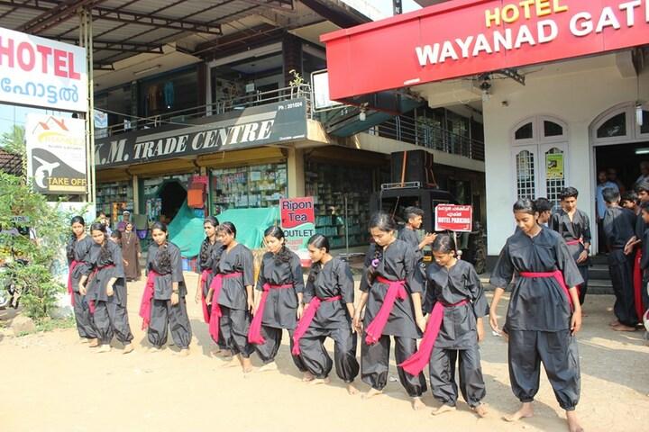 Kristu Raja Public School-Flash Mob