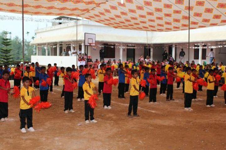 Kristu Raja Public School-Sports