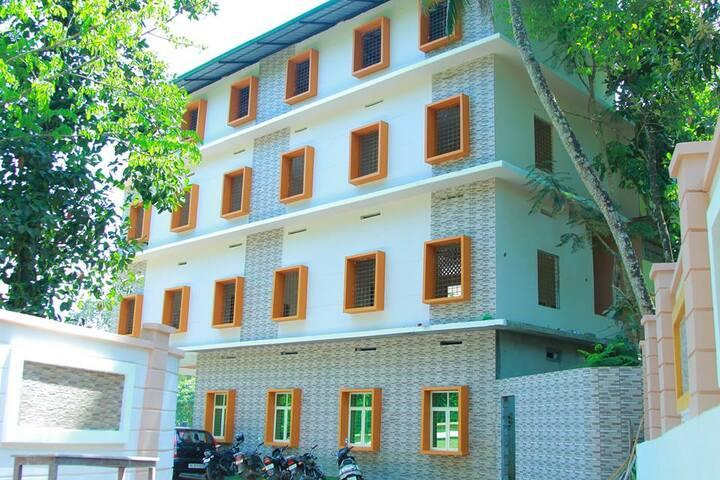 KTCs NECT Public School-Campus View