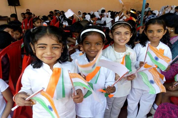 KTCs NECT Public School-Independence Day