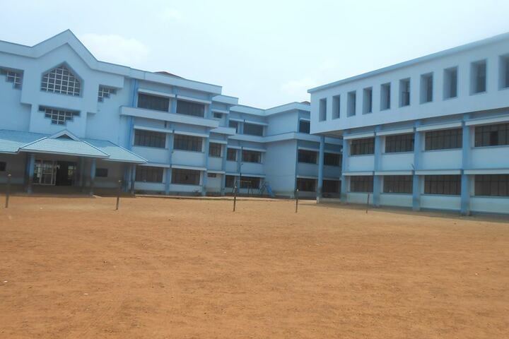 Kulapati Munshi Bhavans Vidya Mandir-Campus view