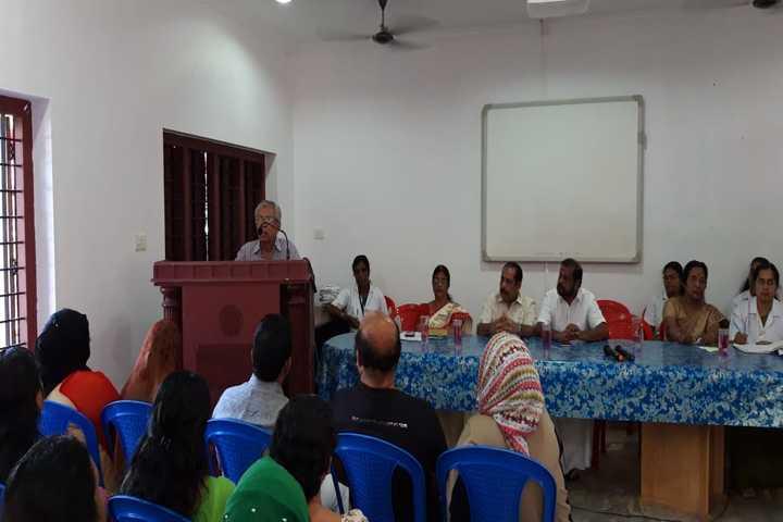 Le Mer Public School-Workshop