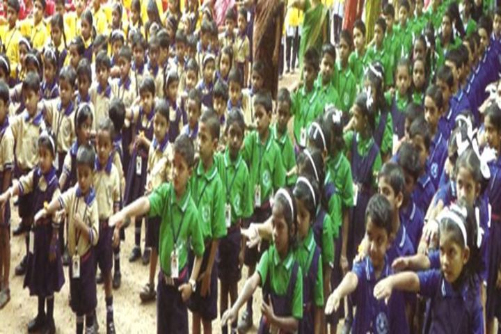 Leo Public School-Assembly