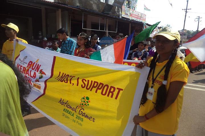 Leo Public School-Rally for Social Awareness
