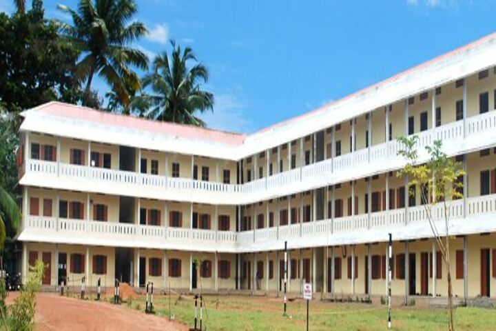 Leo XIII English Medium School-Campus View