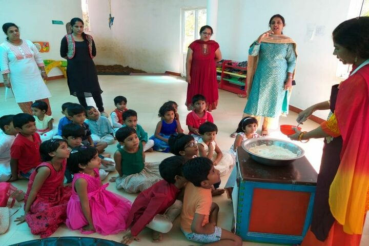Life Valley International School-Diwali Celebrations