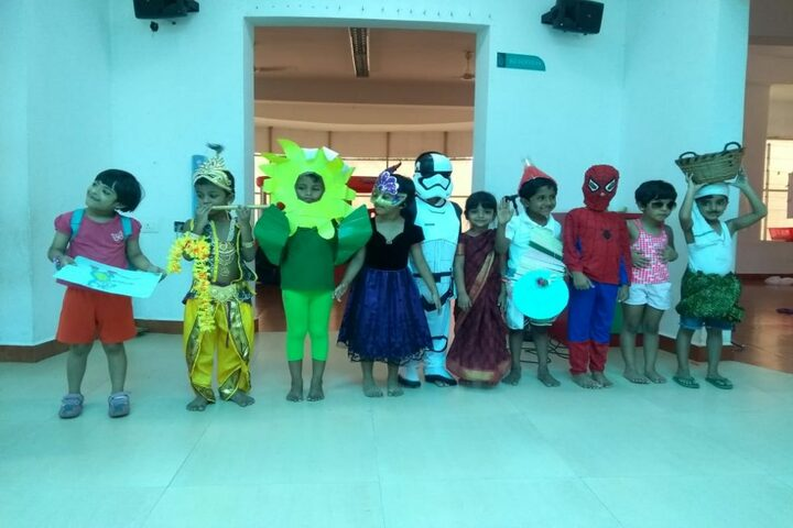 Life Valley International School-Fancydress