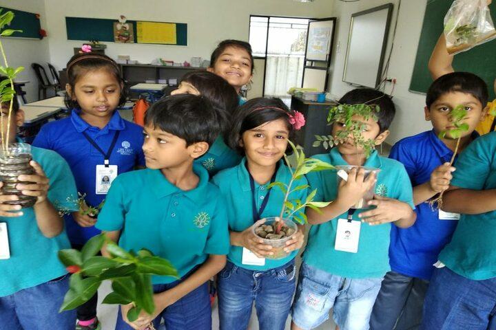Life Valley International School-Plantation Day