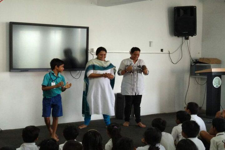 Life Valley International School-Workshop