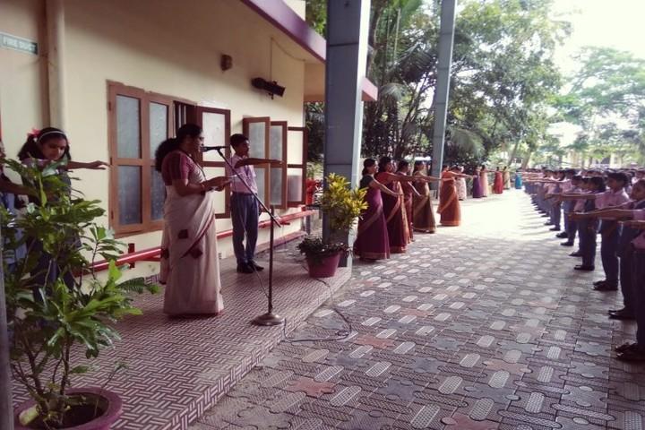 Lisieux English School-Gandhi Jayanthi