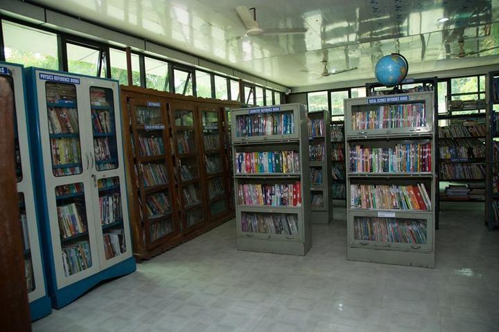 Lisieux English School-Library