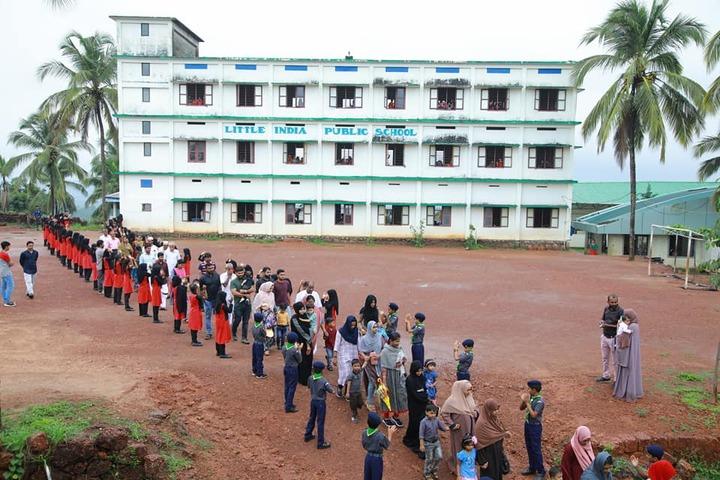 Little India Public School-Campus View