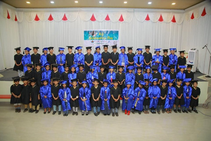 Little India Public School-Graduation Day