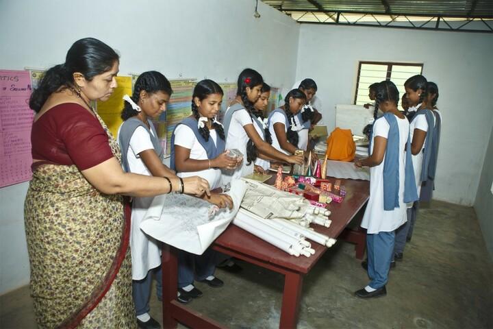 Lord Krishna Residential Public School-Activity Room