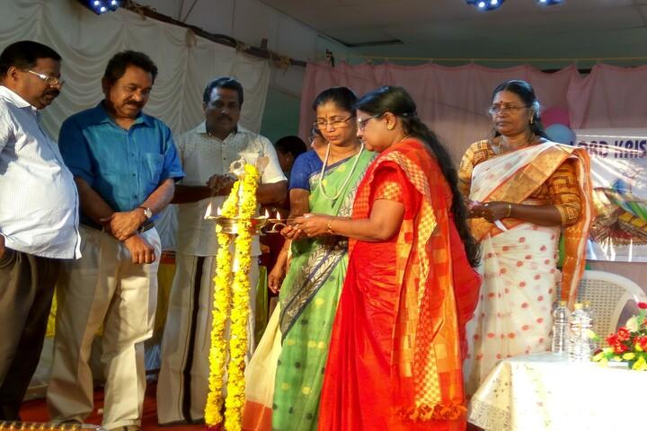 Lord Krishna Residential Public School-Event