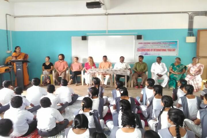Lord Krishna Residential Public School-Seminar