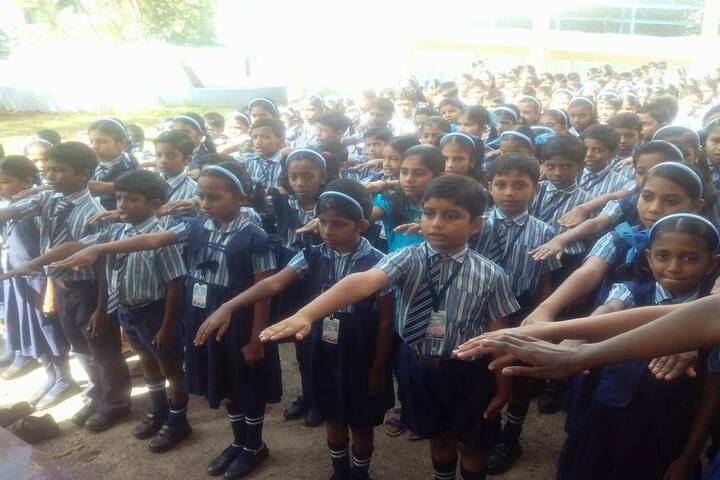 Lourdes Mata Central School-Assembly