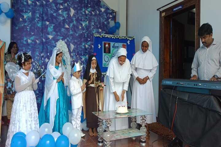 Lourdes Mata Central School-Blue House Fest