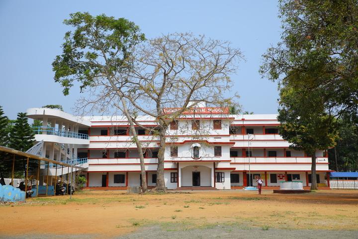 Lourdes Mata Central School-Campus View