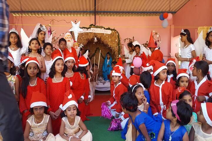 Lourdes Mata Central School-Christmas Celebrations