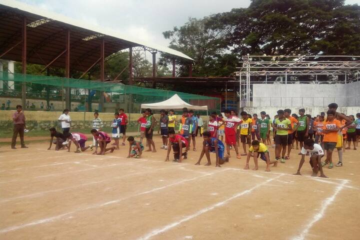 Lourdes Mata Central School-Sports Day