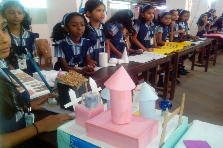 Lourdes Mata Central School-Student Project