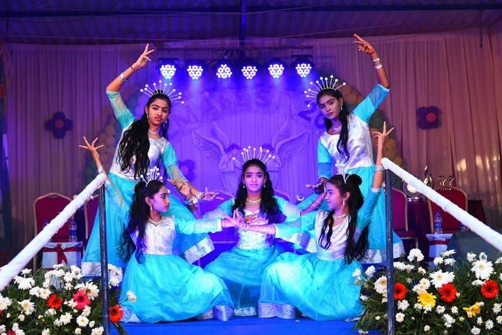 Lourdes Mata Central School-Annual Day