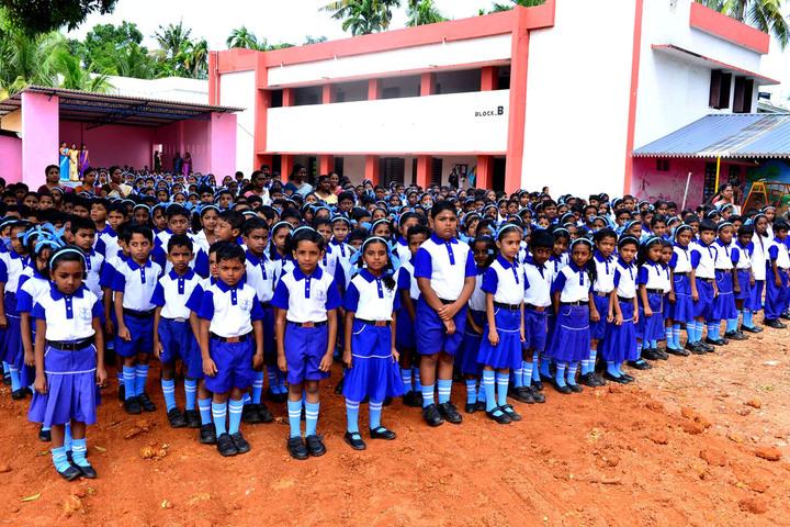 Lourdes Mata Central School-Assembly