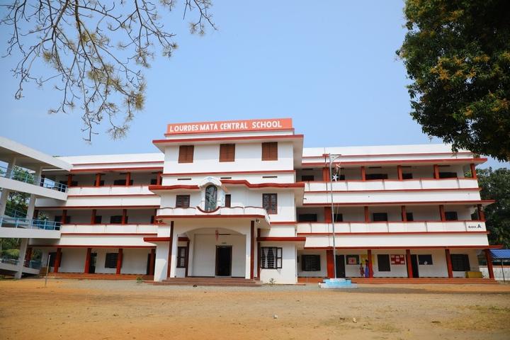 Lourdes Mata Central School-Building