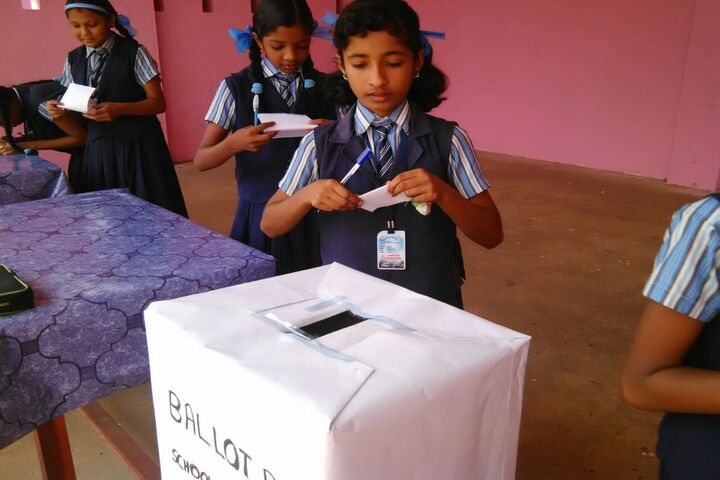 Lourdes Mata Central School-Elections
