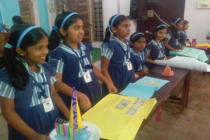 Lourdes Mata Central School-Exhibition