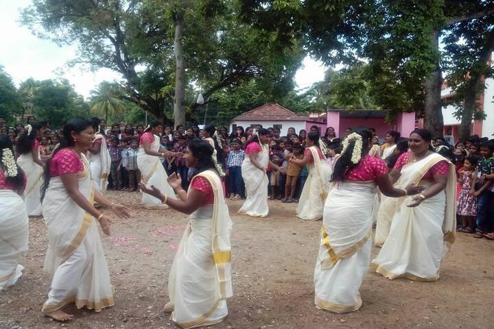 Lourdes Mata Central School-Festival Celebrations