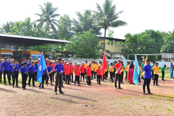 Lourdes Mata Central School-Houses