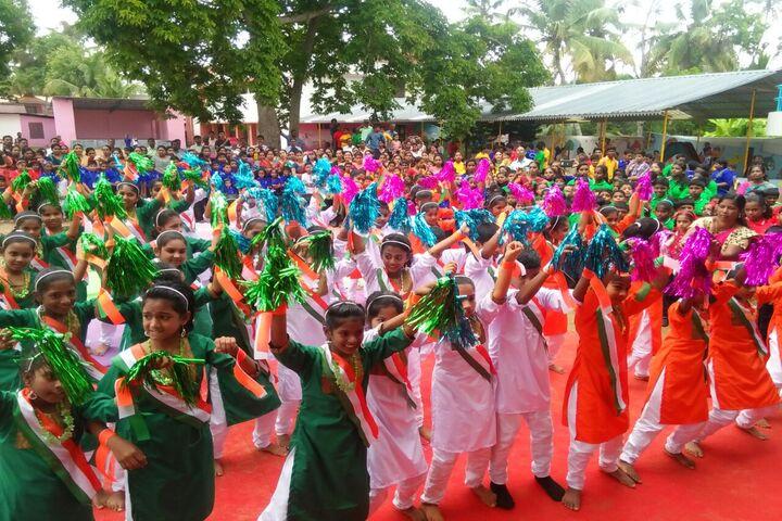 Lourdes Mata Central School-National Festival Celebrations
