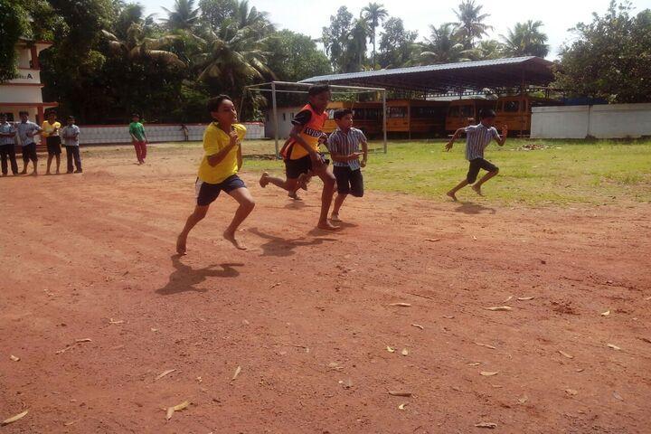 Lourdes Mata Central School-Play Ground