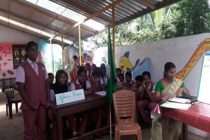 Lourdes Mata Central School-Quiz