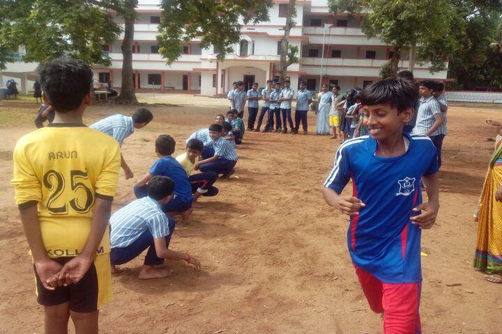 Lourdes Mata Central School-Sports