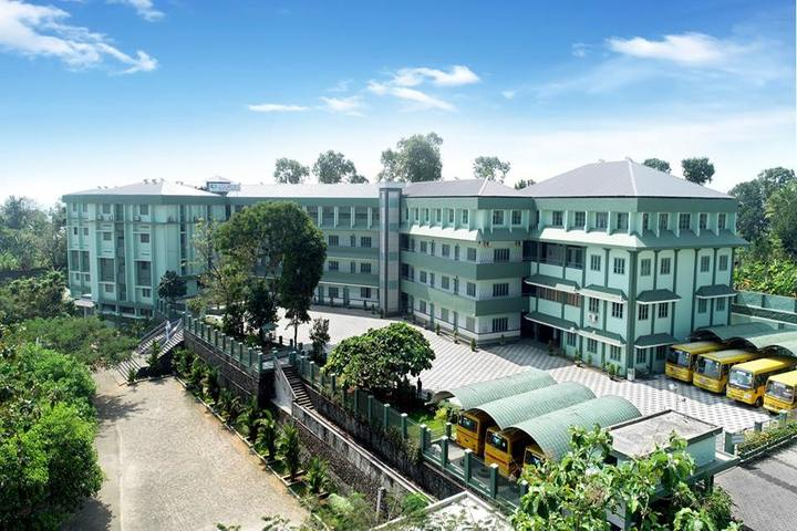 Lourdes Public School-Campus View