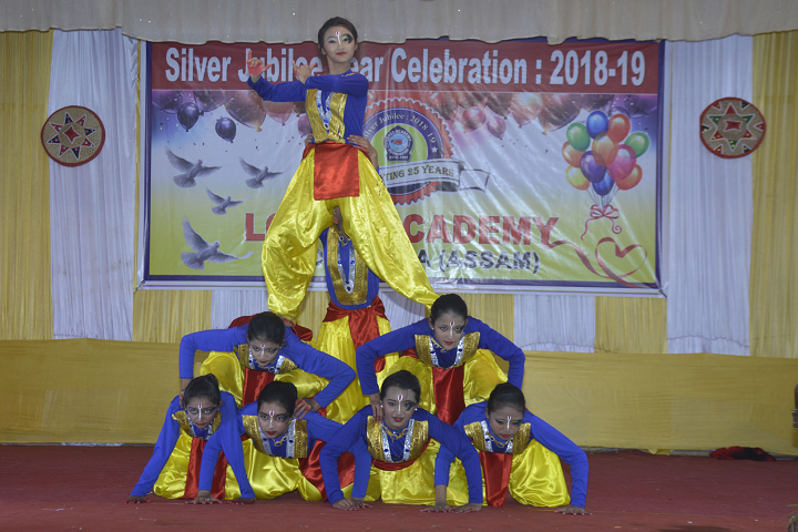 Lotus Academy-Dance Celebrations