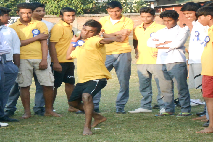 Lotus Academy-Throwball