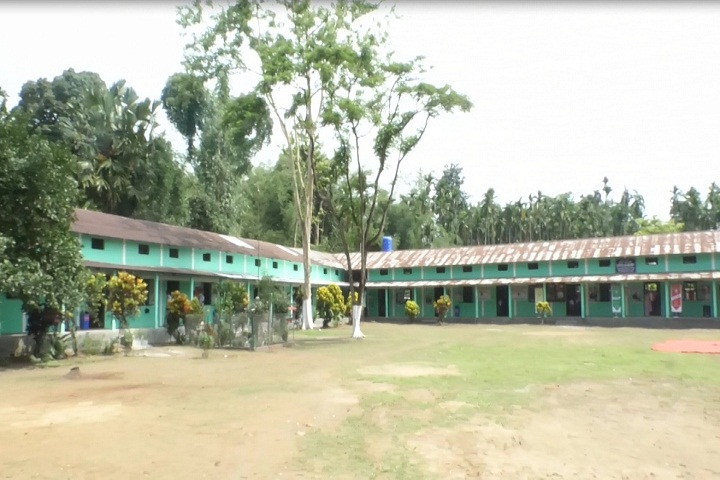 Lotus Academy-Campus View