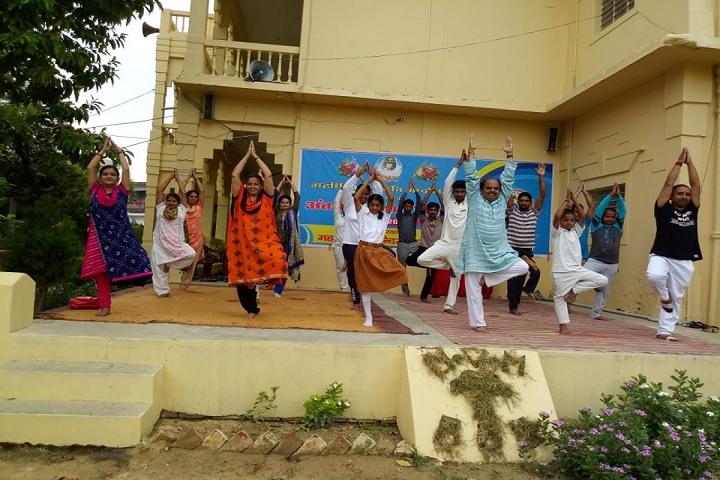 Maharishi Vidya Mandir- International Yoga