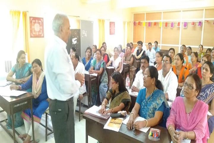 Maharishi Vidya Mandir- Training Program